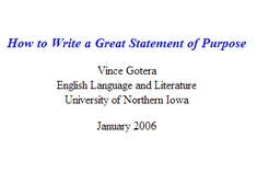 How to write a good essay in psychology