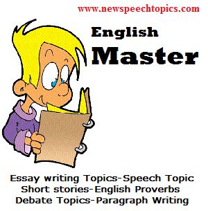 Good environment essay topics
